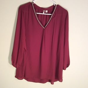 Women's  Cato Blouse Size XL Clothes (C)
